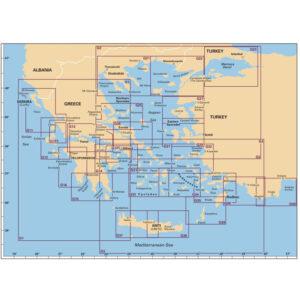 Πλοηγικός Χάρτης Τουρκίας G36