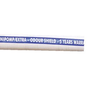 Σωλήνας δικτύου υδάτων υγιεινής και αποχέτευσης SANIPOMP/EXTRA εσ. 38mm