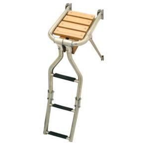 Πλατφόρμα με σκάλα