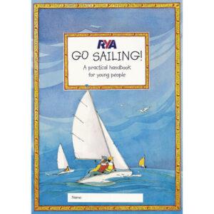 Βιβλίο Ιστιοπλοΐας ''Go Sailing''