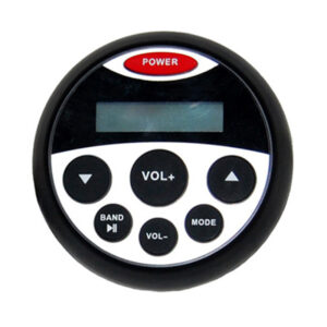 Αδιάβροχο Ράδιο/MP3 Player 4x20Watt-LCD-Bluetooth-AUX
