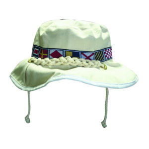 Καπέλο από καραβόπανο